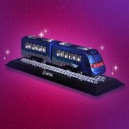 AEL Swarovski Train S