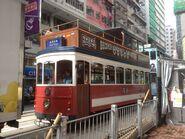 Hong Kong Tramways 68 Tramoramic Tour 06-60-2016