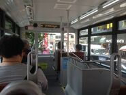 Hong Kong Tramways 88 upper deck 2