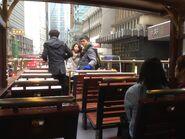 Hong Kong Tramways 68(Tour Tram) compartment 2