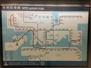 MTR Route Map 23-09-2018