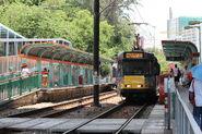 Lrt Lung Mun Station Platform