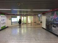 Central Exit J corridor 08-02-2018