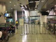 Hung Hom Intercity Through Train waiting area 9