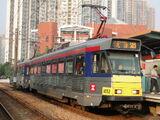 輕鐵清明及重陽節交通安排