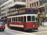 Hong Kong Tramways 68 TramOramic Tour 15-02-2019