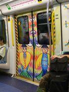 KCR WR Decoration Train 4