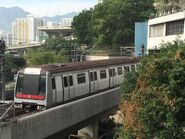 A194-A185(M Train) Kwun Tong Line 23-11-2017