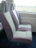 AEL atrain seat