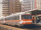 輕鐵車輛/兩鐵合併前取消路線