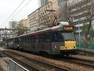 1087 plus 1207 MTR Light Rail 706 08-12-2018