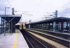 Tai Wai Temp Station