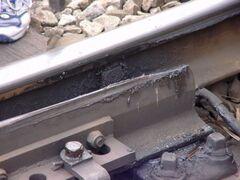 20021218 Derailment Broken Rail