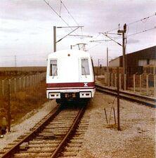 Old m-train