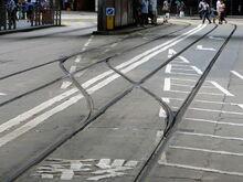 Tram Crossover 1