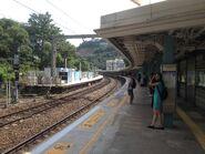 University Station platform