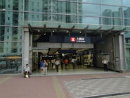 Tai Wai Station Exit D