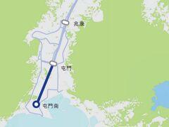 屯門南延線(鐵路發展策略2014)