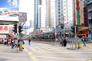 LR Tai Tong Road Stop (To Tuen Mun direction)