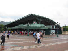 Disneyland Resort Station~20120816-01