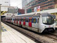 E118-E73(01) MTR East Rail Line 20-03-2020