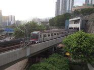 M Train Kwun Tong Line 01-07-2015