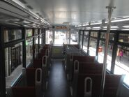 Hong Kong Tramways 88 upper deck 5
