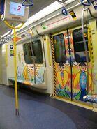 KCR WR Decoration Train 2