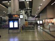 Hung Hom Intercity Through Train waiting area 4