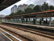 Light Rail Depot platform 2 10-06-2019