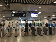 Admiralty entry gate 27-08-2019