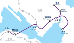TKL system map