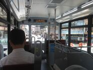 Hong Kong Tramways 88 upper deck 3