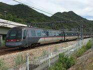 A Train Tung Chung Line 15-07-2017