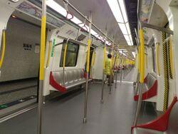 C-train inside