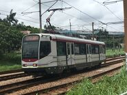 1064 MTR Light Rail 615 10-06-2019