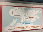Shatin to Central Link network in Ho Man Tin