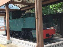 KCR Sha Tau Kok Branch train 17-08-2018