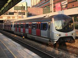 E81-E21 East Rail Line 25-01-2019