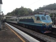 SS80192 Guangdong-Kowloon Through Train(Guangzhou Railway (Group))