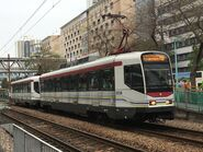 1056 plus 1019 MTR Light Rail 706 08-12-2018