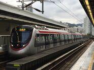 003(EWL C -Train) Ma On Shan Line 24-06-2017