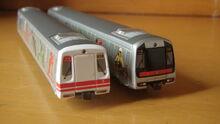 MTR mtrain model Year2000