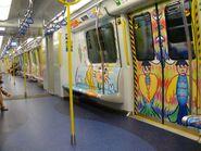 KCR WR Decoration Train
