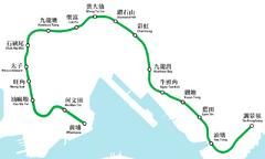 KTL system map