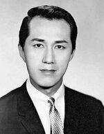 Lam Bun portrait