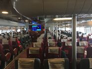 Hong Kong Island to Macau(Outer Harbour) compartment 2 15-02-2019