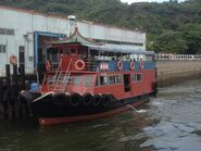 Coral Sea 18A Sai Wan Ho to Lei Yue Mun(Sam Ka Tsuen) 02-07-2016