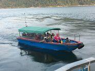 140411 Wong Shek to Tap Mun speedboat 2 27-01-2019