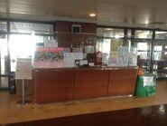 Park Island Ferry Pier counter